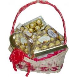 ferrero lover basket send to cebu